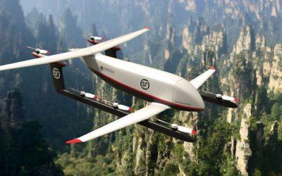 Amazilia Aerospace et Pipistrel vont développer un drone VTOL hybride pour le transport de marchandises lourdes pour SF Express.